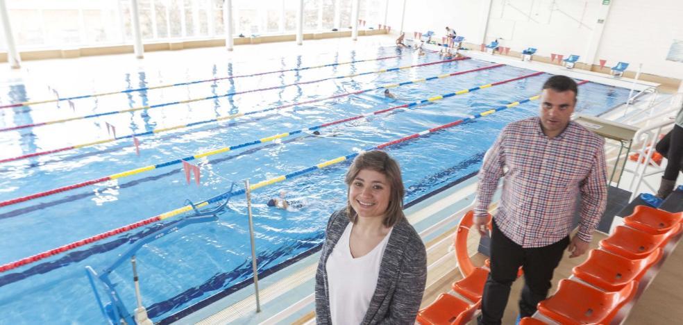 La piscina de la Ciudad Deportiva reabre con una mejor climatización