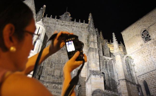 La nueva iluminación de la catedral se elegirá la próxima semana entre dos propuestas