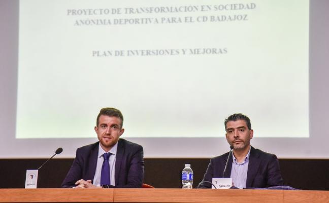 Así es el Badajoz de 'Premium Sport'