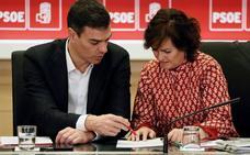 Sánchez se da un año para remontar y construir la alternativa al Gobierno del PP