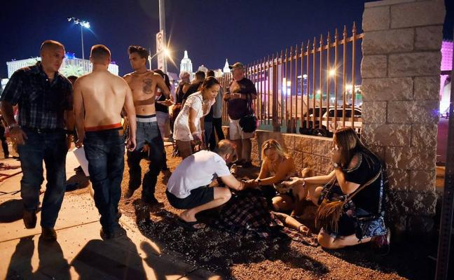 El autor del tiroteo de Las Vegas preparó la matanza varios meses antes