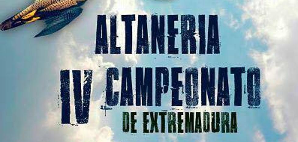 Llerena, sede del Campeonato de Altanería