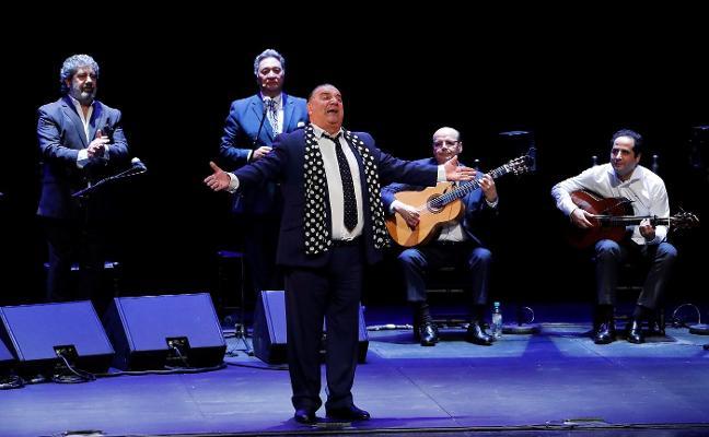 El flamenco extremeño marca el compás en Nimes