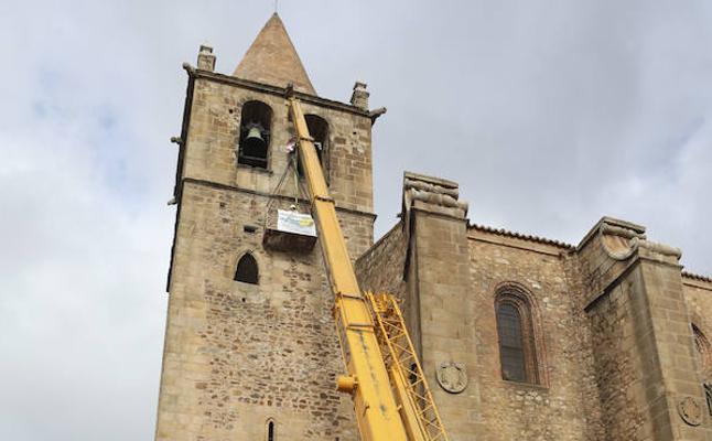 El blindaje de edificios históricos contra las palomas llega a Santiago