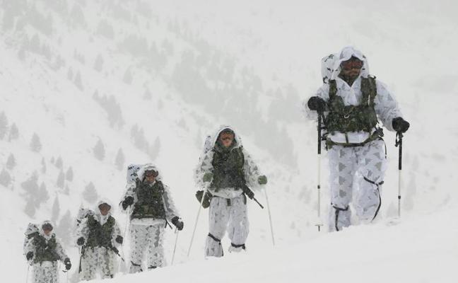 Atrapados en la nieve