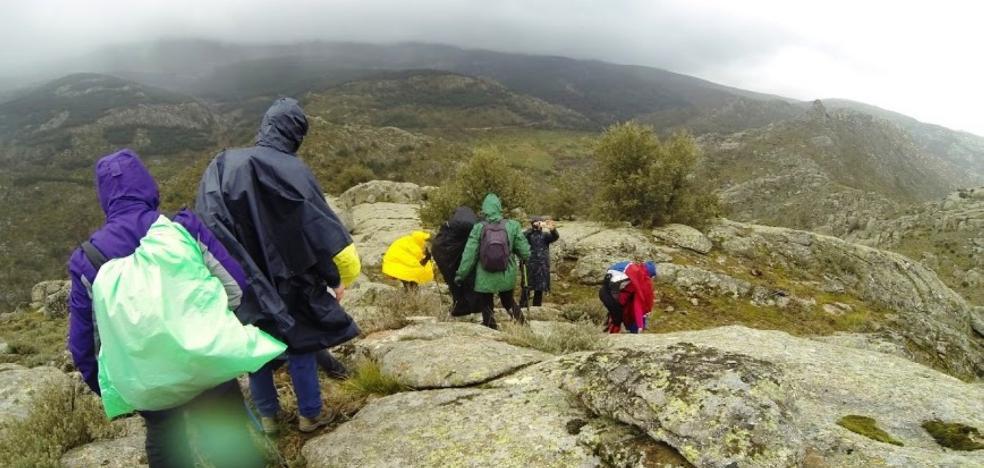 El Centro Excursionista del Campo Arañuelo abrirá en Villuercas las rutas de 2018