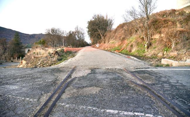 El primer tramo de la vía verde entre Plasencia y Béjar estará listo en mayo