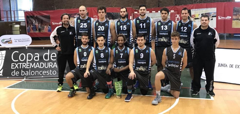 El Baloncesto Badajoz se adjudica la copa