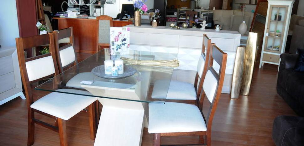 El Renove de muebles consume más de 200.000 euros en su primer día
