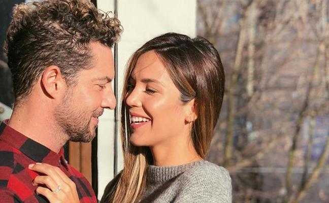 David Bisbal y Rosanna Zanetti se han comprometido