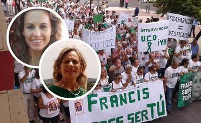 Francisca y Manuela, las otras 'dianas' de la UCO en Extremadura