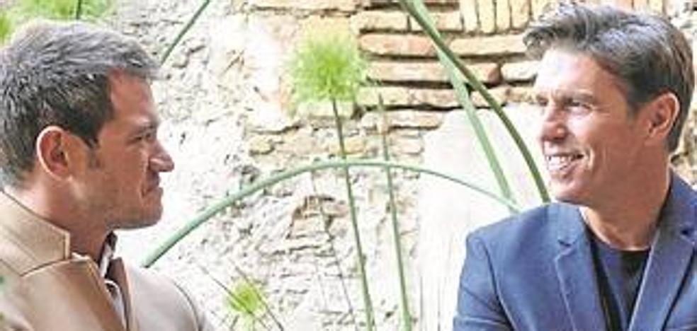 Bertín Osborne reúne a los hijos de Manuel Benítez 'El Cordobés'
