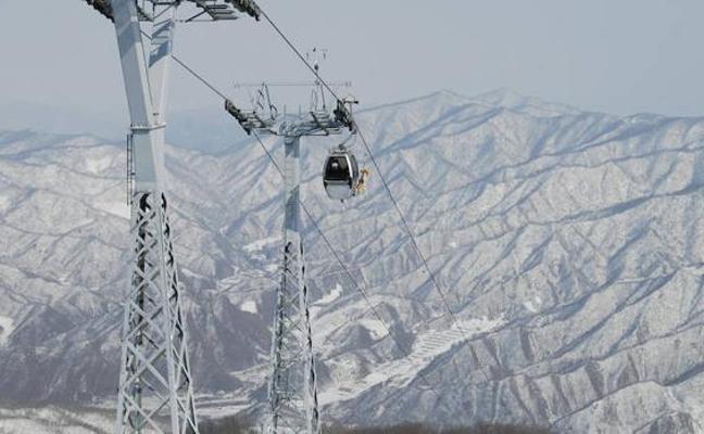 Kanggye Ski, la misteriosa novedad en Corea del Norte