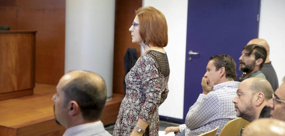 La exalcaldesa Carmen Heras es condenada a dos años por no atajar el ruido de la Madrila