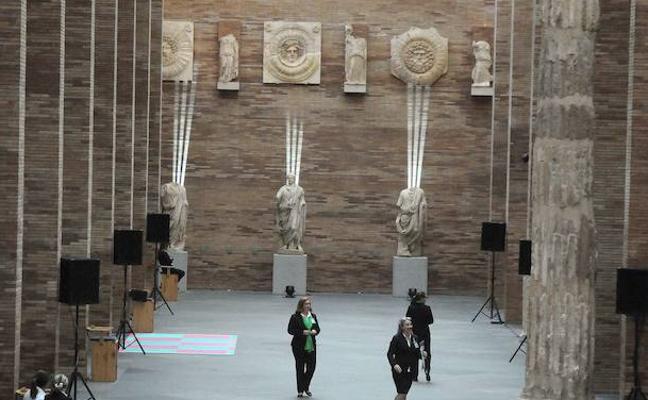 Conferencia de Almagro-Gorbea sobre 'Cornelius Bocchus: un ilustre lusitano'
