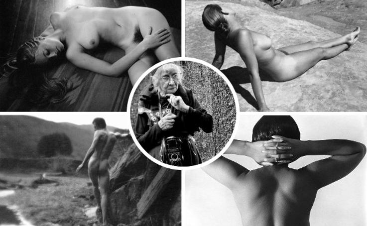 La legendaria fotógrafa estadounidense