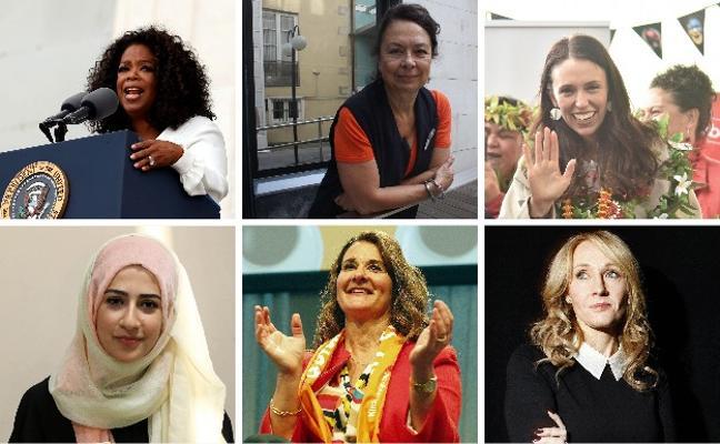 Mujeres en la brecha