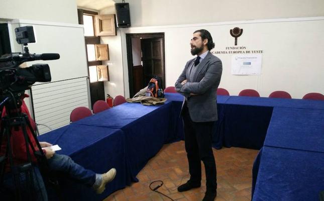 Iñaki Ortega imparte una sesión a los alumnos de 'Emprendedor Edición Innova'