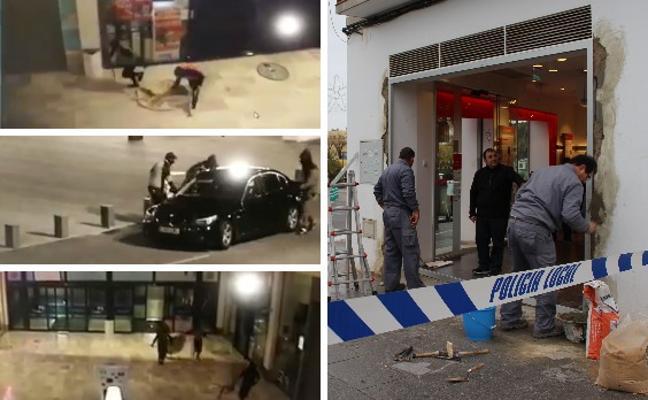 Policía y Guardia Civil intentan esclarecer los últimos robos en tiendas de telefonía