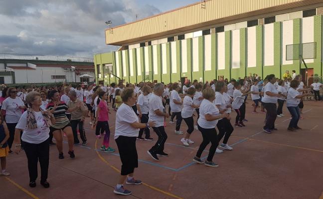 300 mayores se benefician del programa 'El ejercicio te cuida'