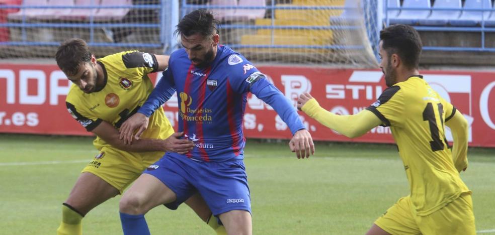 El Extremadura hace autocrítica tras la derrota