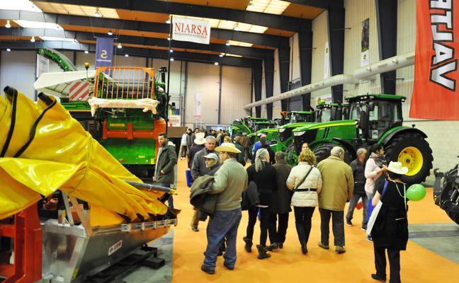 Agroexpo cumple 30 años con las puertas abiertas a Portugal