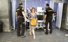 El caso Urban Screens puede condicionar la entrada en prisión de Carmen Heras