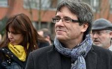 Junts per Catalunya y Esquerra pactan proponer a Puigdemont sin concretar cómo