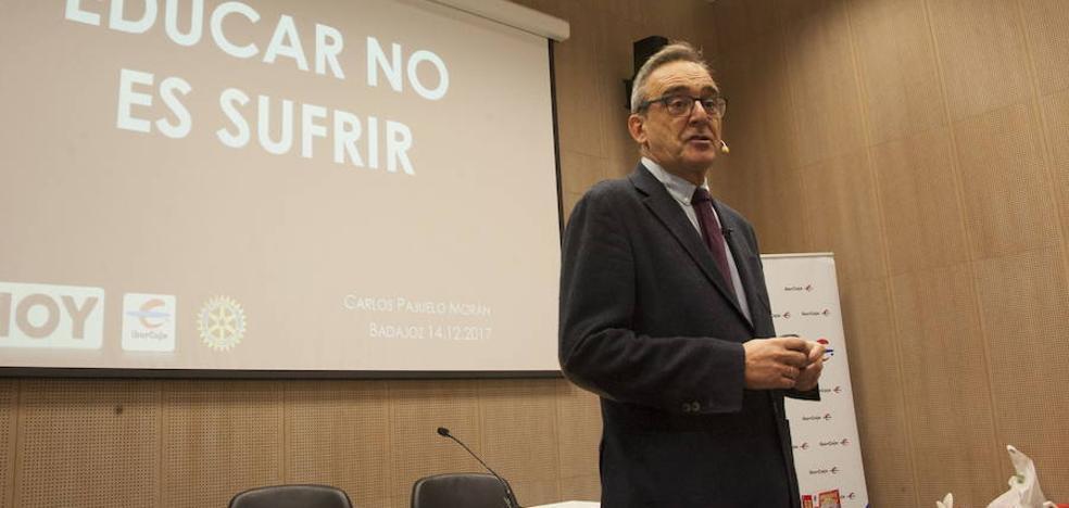 Carlos Pajuelo hablará en el Giner de los Ríos