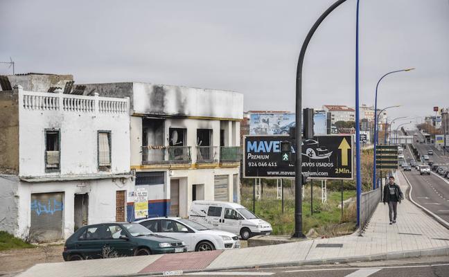El Ayuntamiento de Badajoz derribará seis casas de la riada en Pardaleras, el Cerro y San Roque