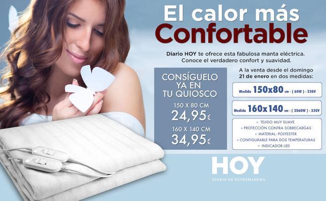 El calor más confortable