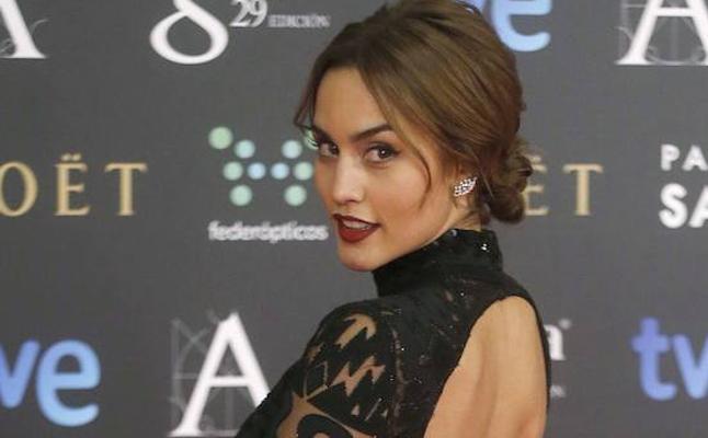 Megan Montaner regresa a Telecinco