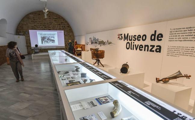 25 años de 'Iglesia en Camino' en Olivenza
