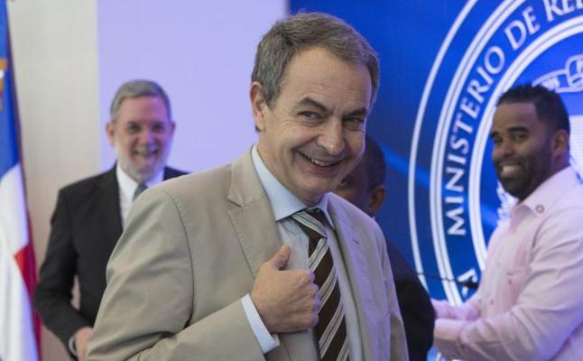Zapatero asegura que el conflicto en Cataluña «terminará con un acuerdo»