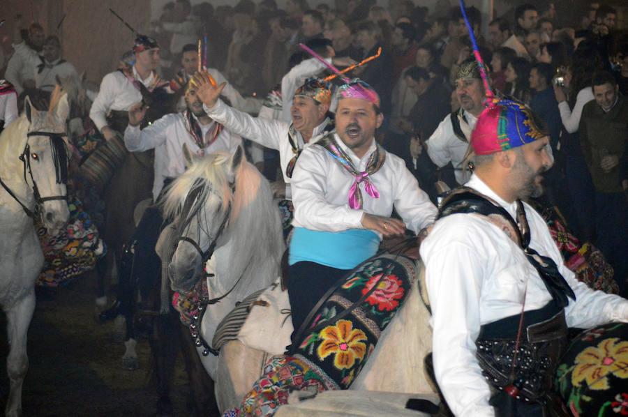 'La Encamisá' de Pela atrae a miles de visitantes