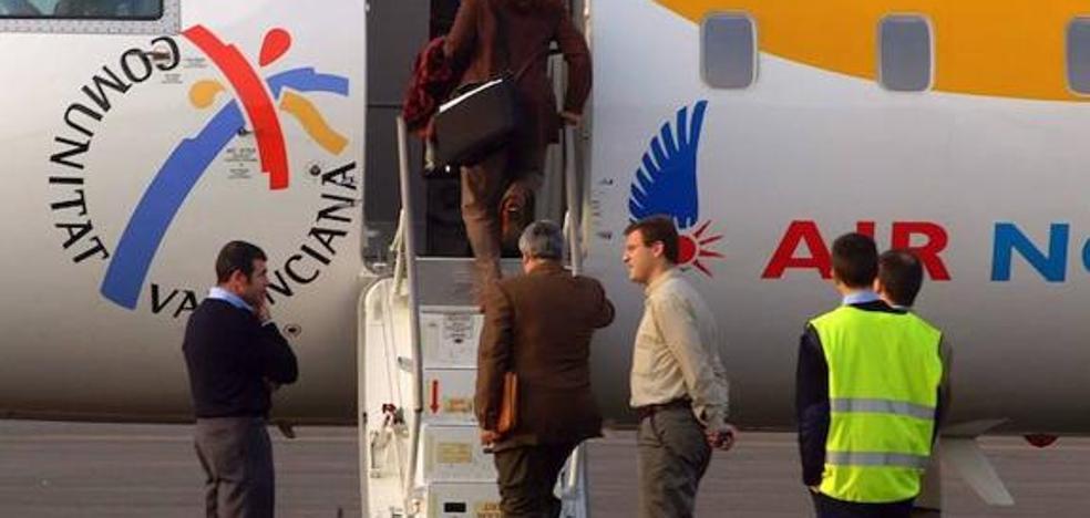 Air Nostrum asegura que el aeropuerto de Badajoz no se quedará sin vuelos