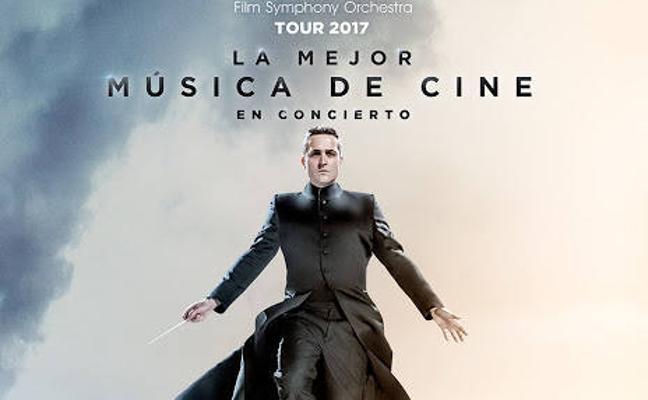 La Film Symphony Orchestra regresa al Alkázar para ofrecer un concierto a beneficio de Aunex