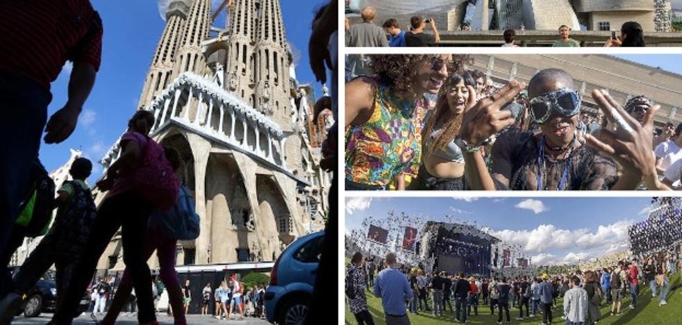Viajar al ritmo de los mejores festivales