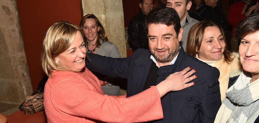 Blanca Martín, nueva secretaria general del PSOE placentino