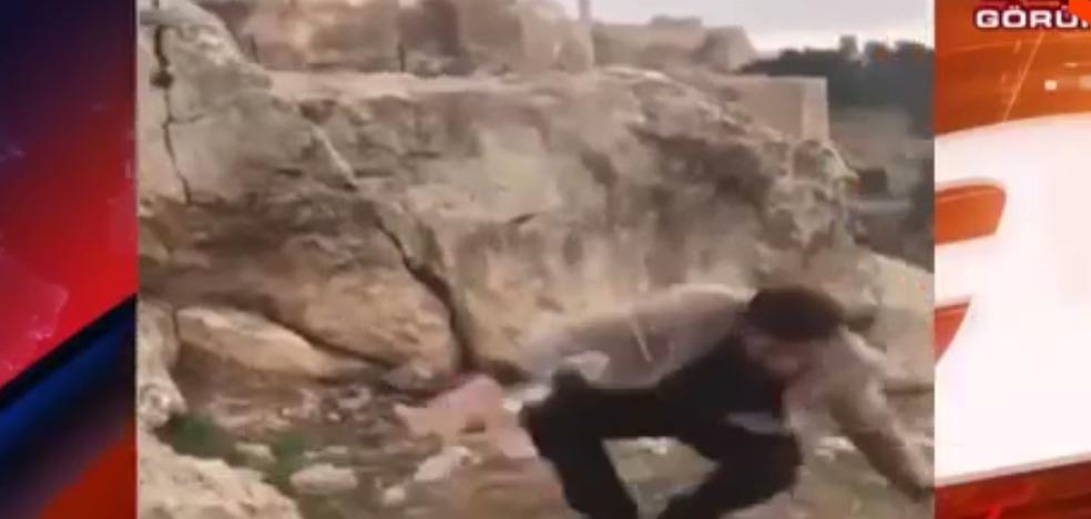 Un simple salto se convierte en tragedia