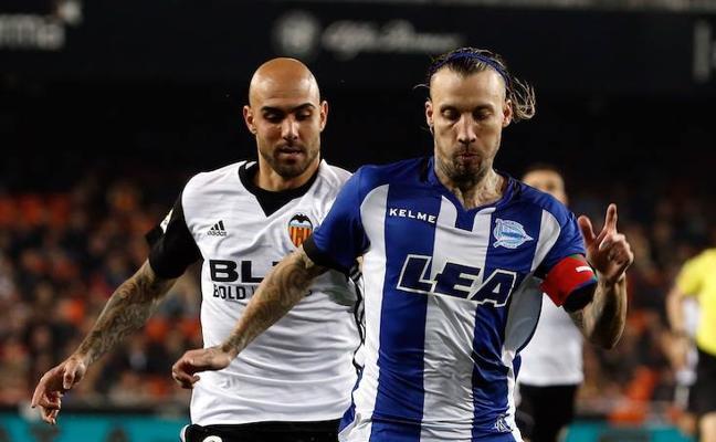 Valencia-Alavés, en directo