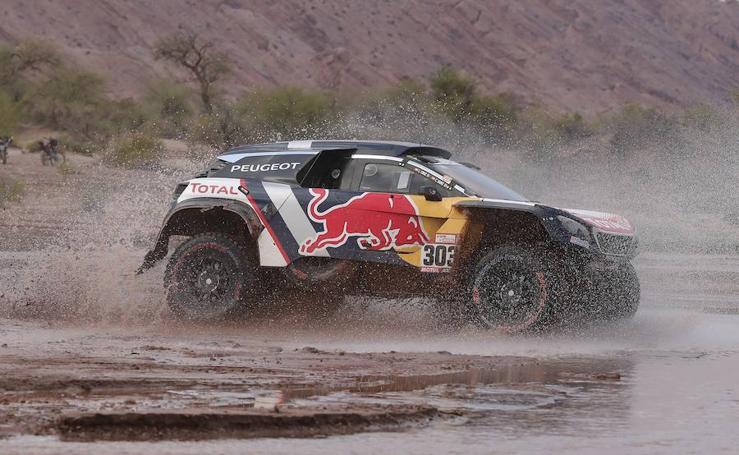 Las mejores imágenes de la duodécima etapa del Dakar