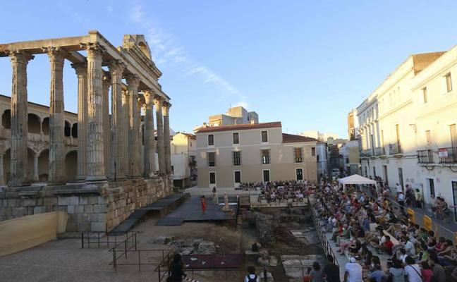 'Peregrinando a Mérida' se presenta en Fitur