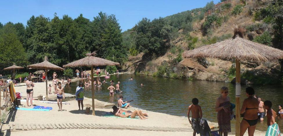 Las zonas de baño de Extremadura tendrán nueva señalización