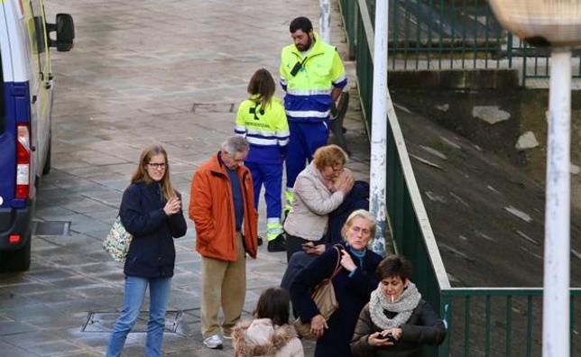 Hallan los cadáveres de una pareja de ancianos con signos de violencia en Bilbao
