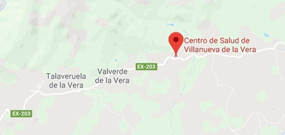 Herido un trabajador en Villanueva de la Vera tras sufrir una descarga eléctrica