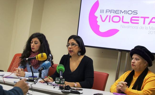 La Concejalía de Mujer de Navalmoral abre el Premio Violeta a la sociedad para presentar candidaturas