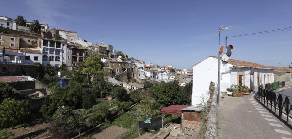 Nevado recupera la idea de invertir 50 millones en la Ribera del Marco de Cáceres