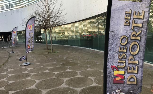 La exposición 'Leyendas del Deporte' llega mañana a Badajoz