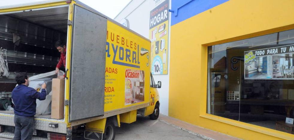 El Plan Renove de mobiliario se agota en cuatro días en la región